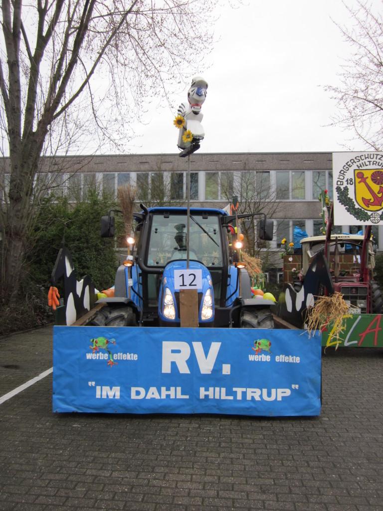 Karneval Hiltrup 2014